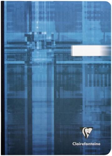 Notitieboek Exacompta Matris A4 lijn 192blz harde kaft