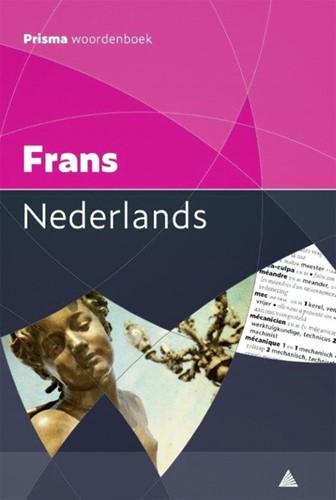 Woordenboek Prisma pocket Frans-Nederlands
