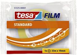 Plakband Tesa film standaard 19mmx33m