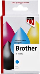 Inkcartridge Quantore Brother LC-3219XL blauw