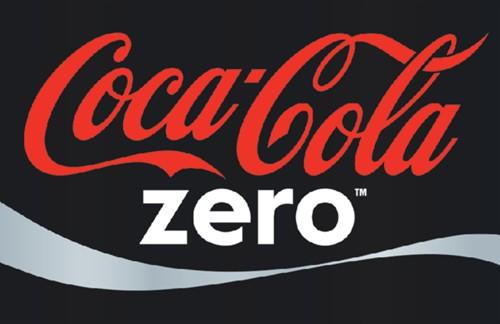 Frisdrank Coca Cola Zero blikje 0.33l-1