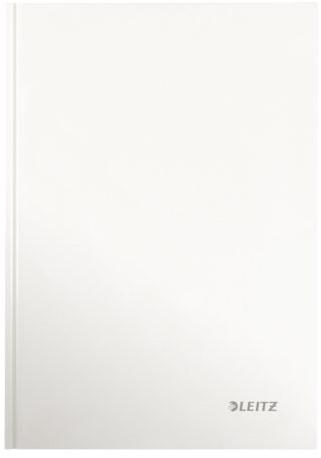 Notitieboek Leitz WOW A5 lijn wit
