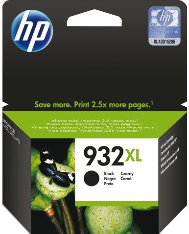 Inktcartridge HP CN053AE 932XL zwart HC