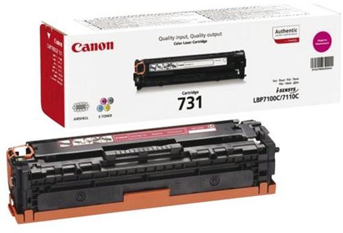 Tonercartridge Canon 731 rood
