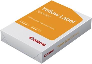 Kopieerpapier Canon Yellow Label A4 80gr wit 500vel