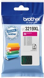 Inkcartridge Brother LC-3219XLM rood HC