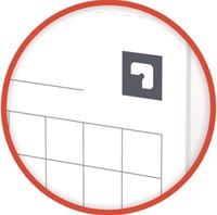 Flipoverpapier Oxford smart 65x98cm. ruit 90gram 20vel-3