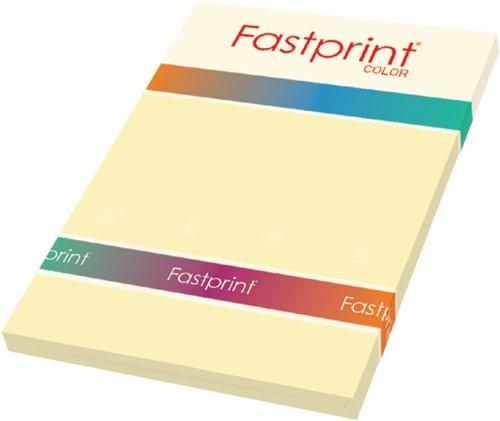 Kopieerpapier Fastprint A4 160gr ivoor 50vel