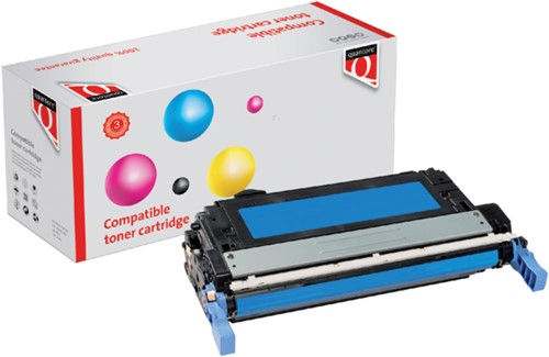Tonercartridge Quantore HP Q5951A 643A blauw