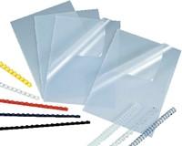 Voorblad GBC A4 PVC 300micron transparant 100stuks-2