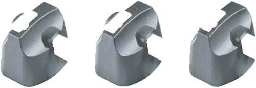 Snijmachinekop Dahle vario 960 voor vierkante glijstang