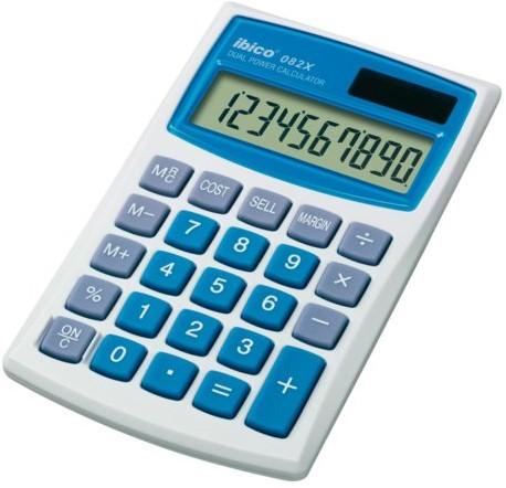 Rekenmachine Ibico 082X