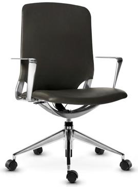 ASIS Arco multifunctioneel bezoekers/ werk stoel