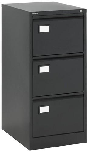 Dossierladekast met 3 laden - 102h x 47b x 62d cm