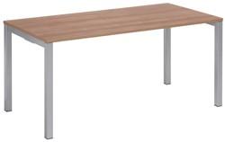 Fixx bureautafel 180X80cm - vaste hoogte 76cm - melamine blad