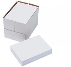 Pallet White label kopieerpapier 80 gram A4 200 pakken papier.