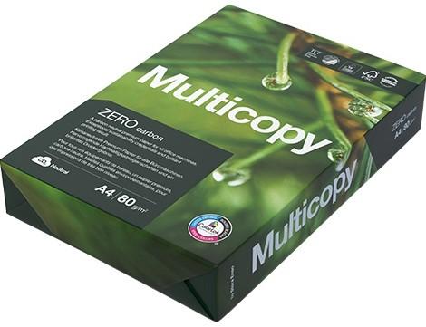 Kopieerpapier MultiCopy Zero Carbon 80gr A4 wit