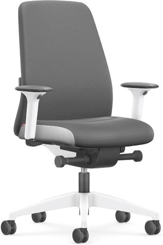 Every bureaudraaistoel - Interior Edition - Quartz Grey Meer design voor de thuiswerkplek