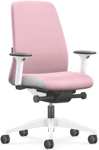 Every bureaudraaistoel - Interior Edition - Light Pink Meer design voor de thuiswerkplek