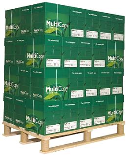 Multicopy Original A4 papier Wit FSC 80grs 200 pak a 500 vel