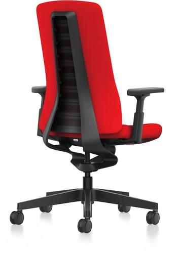 PUREis3 Bureaustoel gestoffeerd PU113