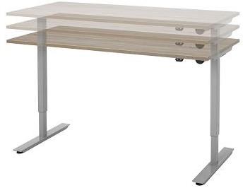 Tica bureautafel -  elektrisch verstelbaar 190x80